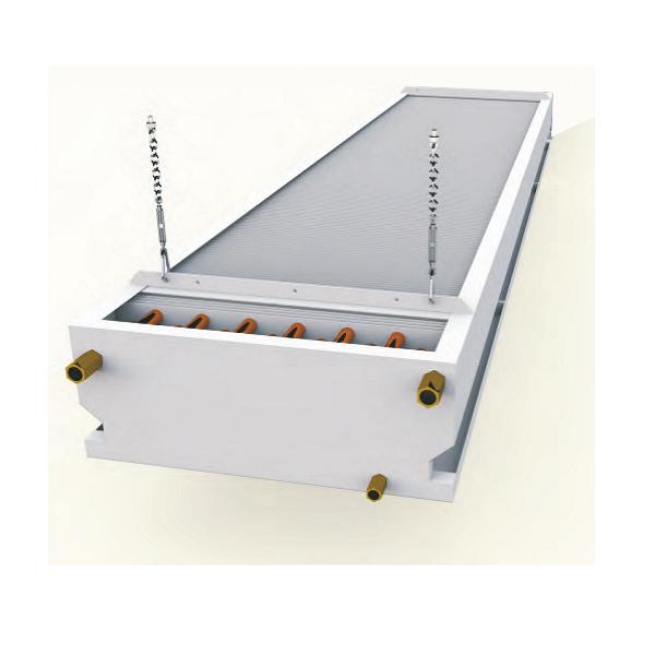 Strålepanel / varme- kjølestrips