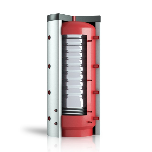 Akkumulatortanker med tank i tank